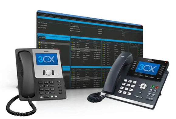 installation telephone 3cx